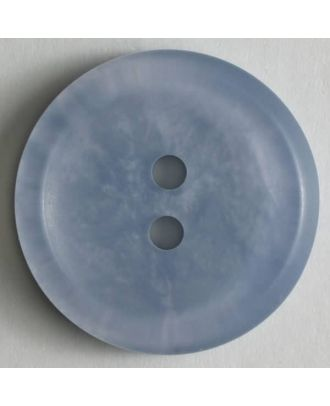 polyester button - Size: 20mm - Color: lilac - Art.No. 270495
