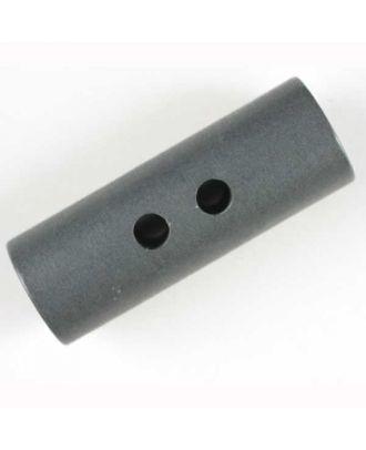 Toggle button - Size: 38mm - Color: black - Art.No. 380071