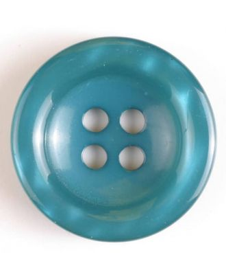 fashion button - Size: 34mm - Color: green - Art.-Nr.: 400054