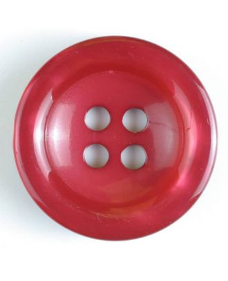 fashion button - Size: 20mm - Color: pink - Art.-Nr.: 330632