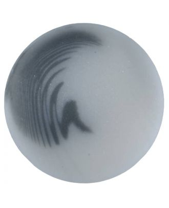 polyester button with shank - Size: 25mm - Color: blue - Art.No. 377703